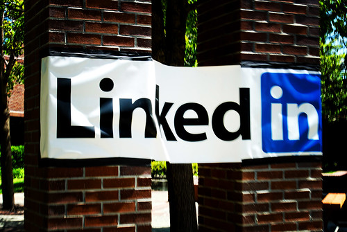 LinkedIn Outdoor Banner (2007-0032 0002) | by tychay