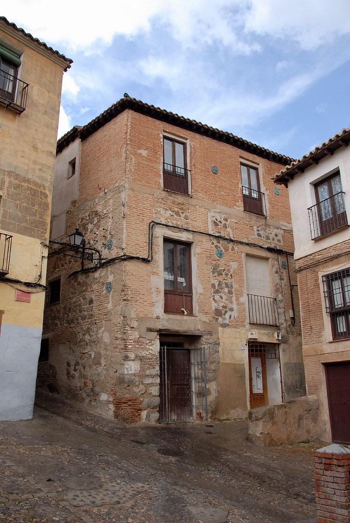Casa del Temple en Toledo