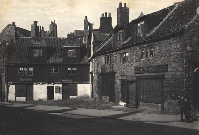 052684:Percy Street Newcastle upon Tyne Dodds Edwin 1884/1 ...