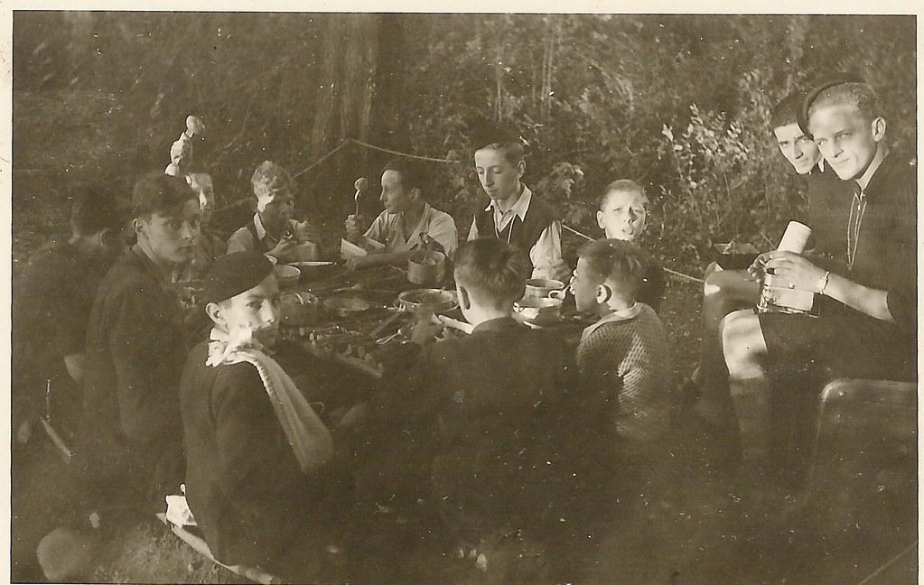 repas  scout 1943