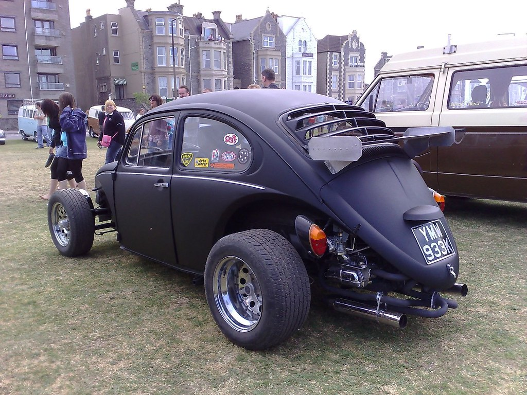 VW Beetle Hot Rod! | www.mobepoker.co.uk | Wapster | Flickr