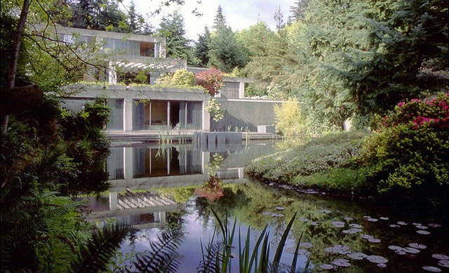 Arthur Erickson Helmut Eppich House Featured On