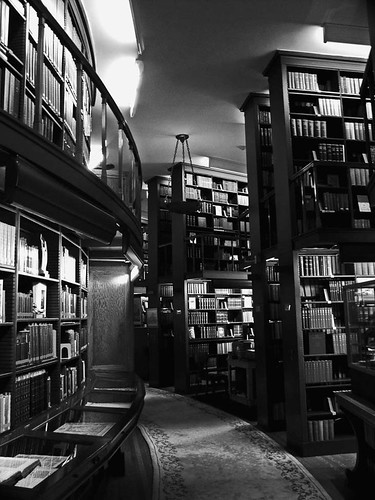 Masonic Library Stacks | by musicmuse_ca