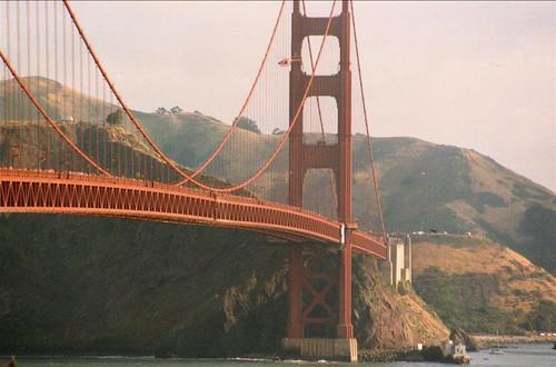 50th Anniversary Sagging Gg Bridge 0004 Jpg Golden Gate