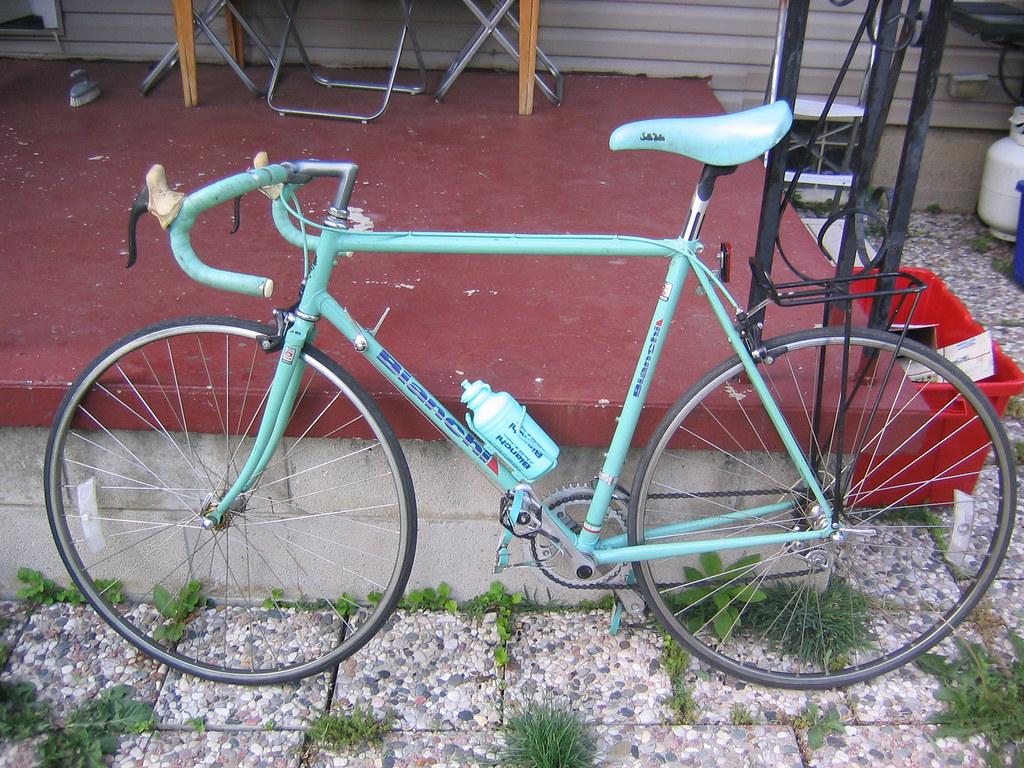 Cheap Brake Jobs >> Bianchi Campione D'Italia 80s? | Picked this bike up ...