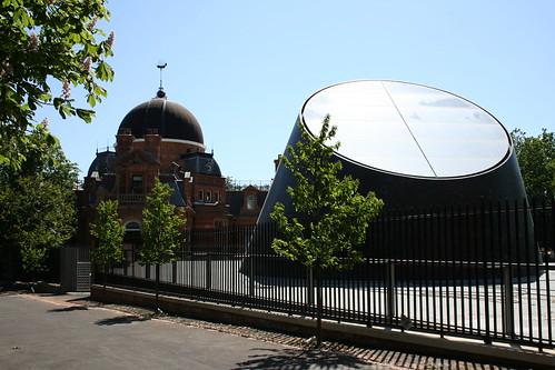 Greenwich Planetarium London Martin Flickr