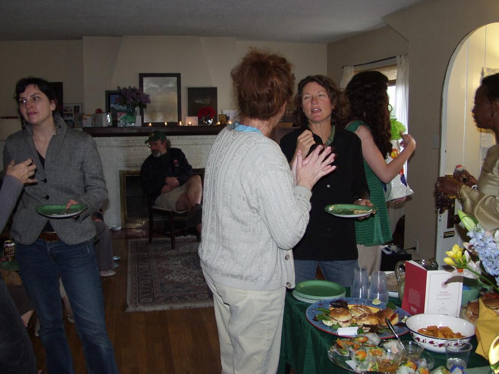 Suzanne Ridgeway,Gladys Kingsbury Hot tube Jane Sherwin,Karen Maruyama