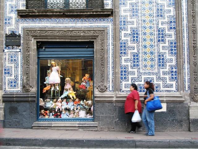 Mexico Casa De Los Azulejos Poly Carpio Flickr