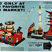 1960s Advertising - Magazine Ad - De Luxe (USA)
