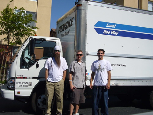 """The Motley Moving Crew"" 