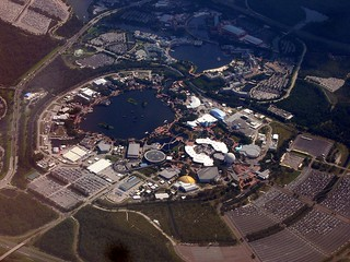 Epcot Center from Above - Disney World | by garyhymes