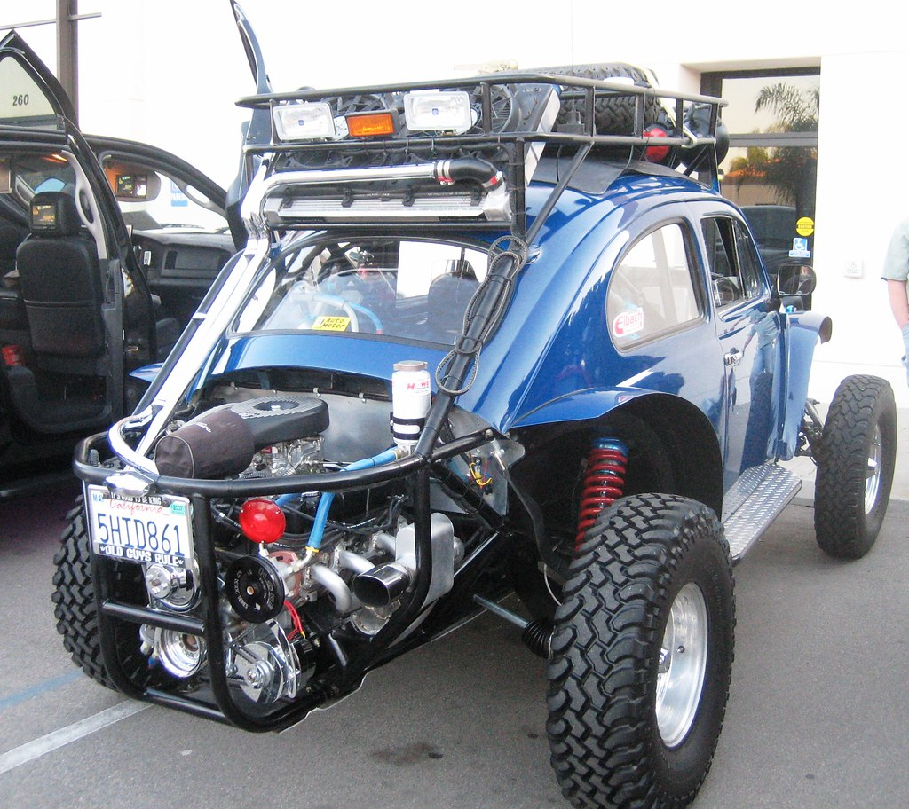 Vw Beetle Off Road Baja Bug Ready For Action Mr38