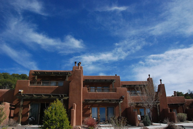 Closer to heaven - Bishop's Lodge, Santa Fe