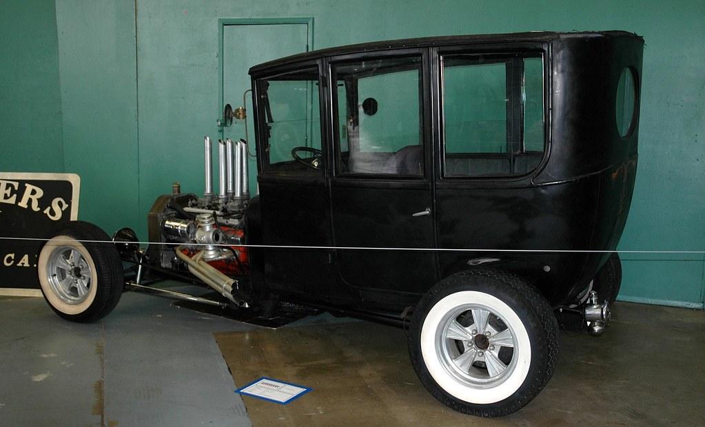 Center Door Model T Ford | This unique model is not often se… | Flickr