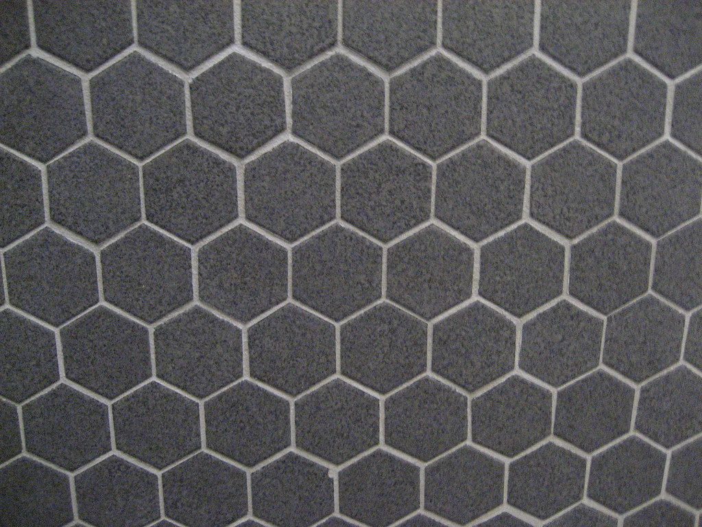 Grey Hexagon Tile I Have Been Wanting To Lay Hexagon