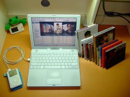 iTunes + iPod