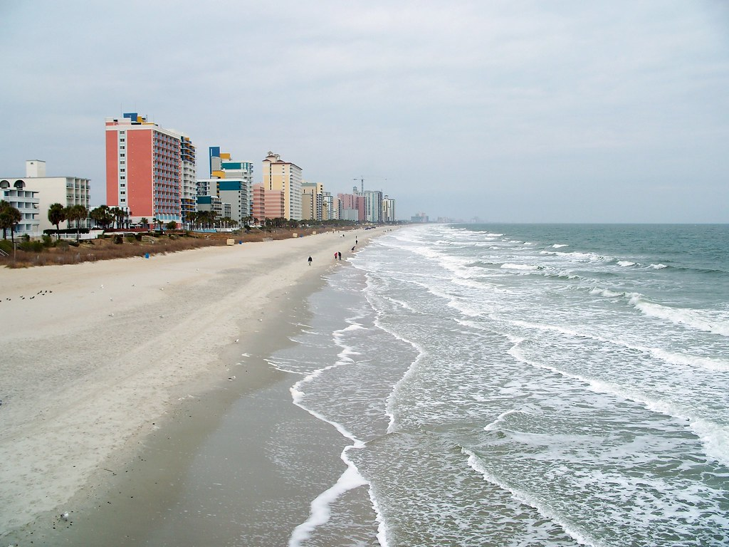 Myrtle Beach Hotels Oceanfront Near Boardwalk