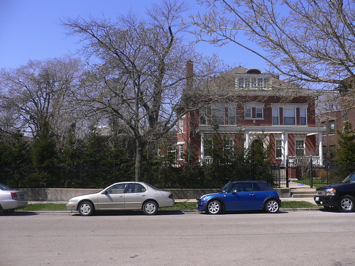 Barack Obama's House - Kenwood - Chicago | by Mark 2400