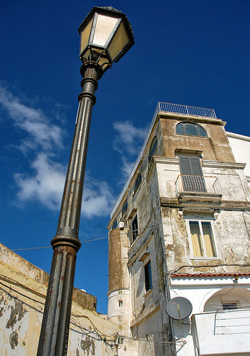 Twisted lamp - Procida | by agedsenator