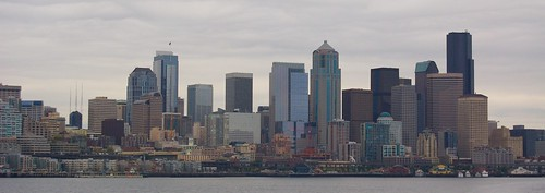 Seattle from Elliot Bay | by ankneyd