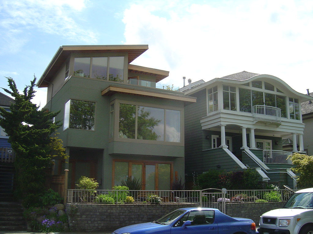Modern Vancouver House This Is A New Modern House In The
