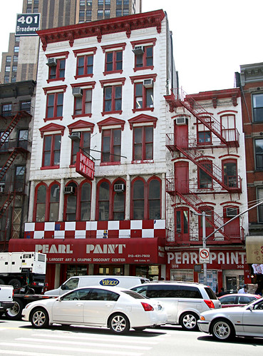 Pearl paint art supplies mecca on canal street for Craft stores in nyc