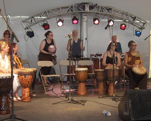 Moes Allentown Pa >> Jamani Drummers perform Sorsonet at the Great Djembe Jam | Flickr