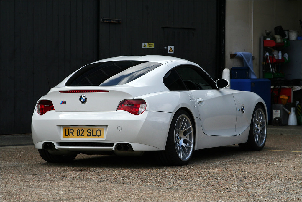 Bmw Z4m Coupe My Z4m Coupe Now With Csl Wheels And H Amp R