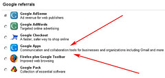 Google Adsense Bonus for Google Apps Referrals | by Tamar Weinberg