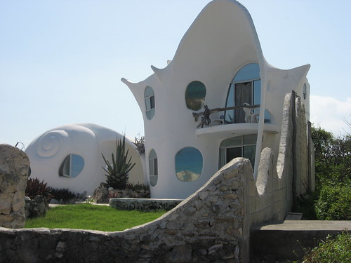 Conch Shell House | by notanyron