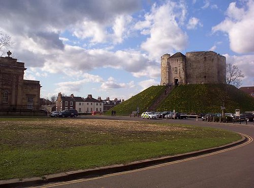 Clifford's Tower | by Sarah Elaine Photography