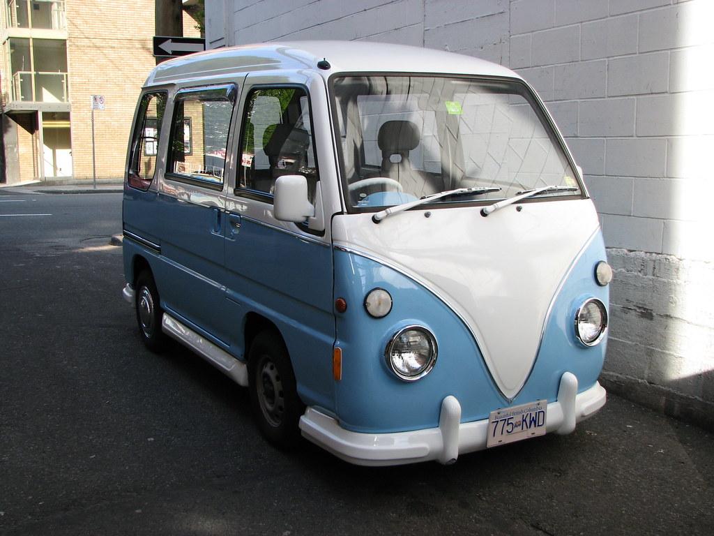 Subaru sambar vw