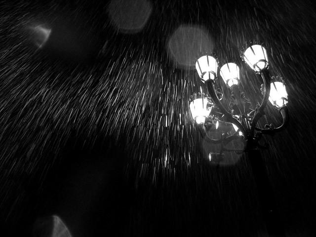 Rain Falling Down