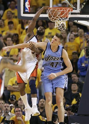 Jazz Warriors Basketball | Golden State Warriors' Baron ...