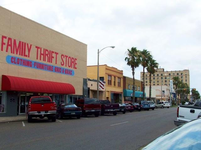 Downtown Harlingen Harlingen Texas Mikeedesign Flickr