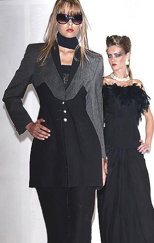 trendshow fashion designer torsten amft berlin germany