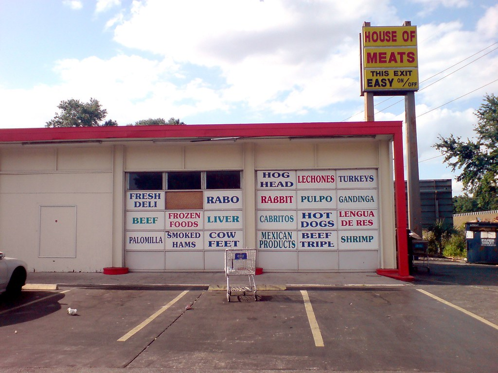 ... Cow Feet   House Of Meats   Tampa | By Jeanie Queenie