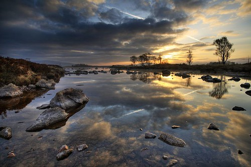rannoch moor early morning | by mike138
