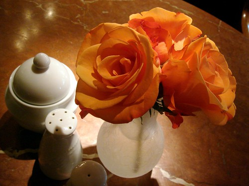 The orange rose of Texas | by Ann Althouse