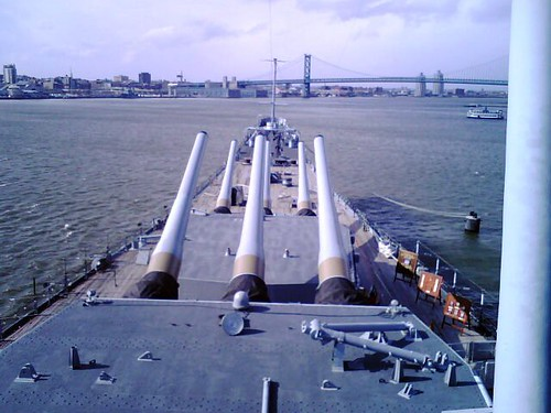Guns of Battleship New Jersey | by Ron Coleman