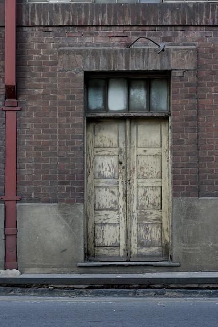 Warehouse door found in port adelaide brenton cleeland for Door 3d warehouse