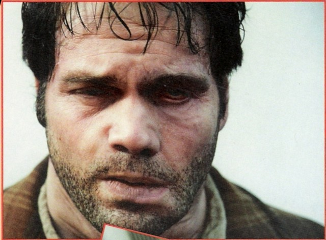 Vincent D'Onofrio Edgar Make-Up