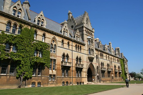 christ church college, oxford | by hayespdx