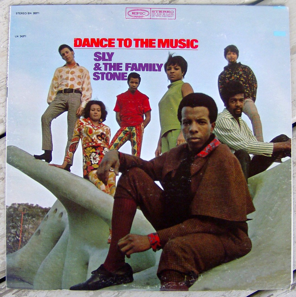 Sly The Family Stone Stand