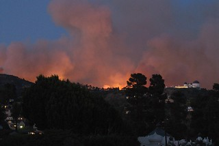 Griffith Park Fire flares up | by ask