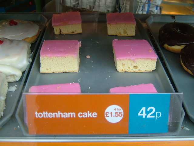 Tottenham Cake Wonderful Greg S Adele Prince Flickr