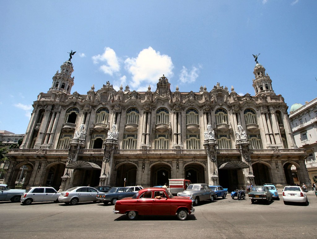 Grand Theater, Havana
