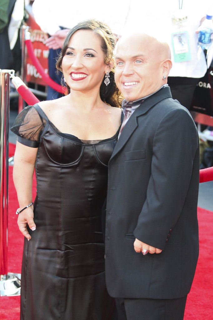 Back Up Camera Law California >> Martin Klebba and Meredith Eaton | Ms. Eaton appeares as Emi… | Flickr