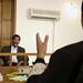 Public Domain: Former Iraqi President Saddam Hussein in Court by D. Myles Cullen USAF, July 2004 (DOD 040701-F-0193C-058)