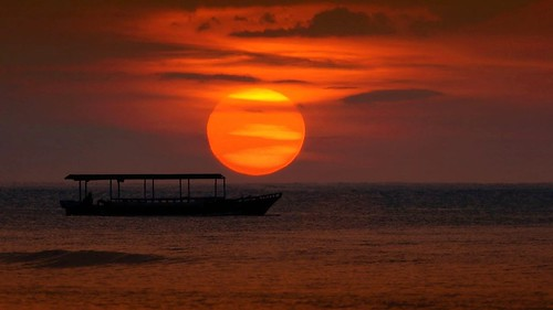 The Silent Sun, Gili Meno Lombok Indonesia | by Fadil Basymeleh
